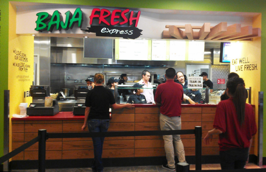 Baja Fresh Customer Experience Survey