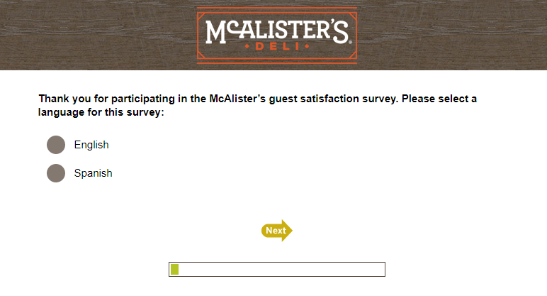 McAlister's® Survey For Free Cookie