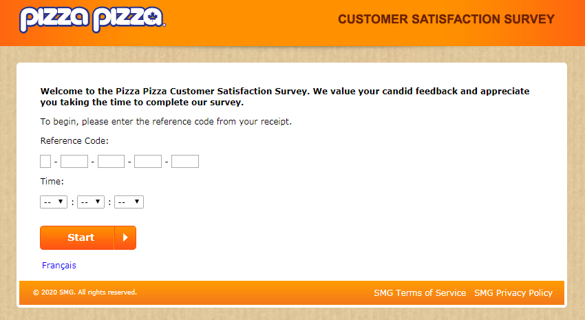 Pizza Pizza Survey