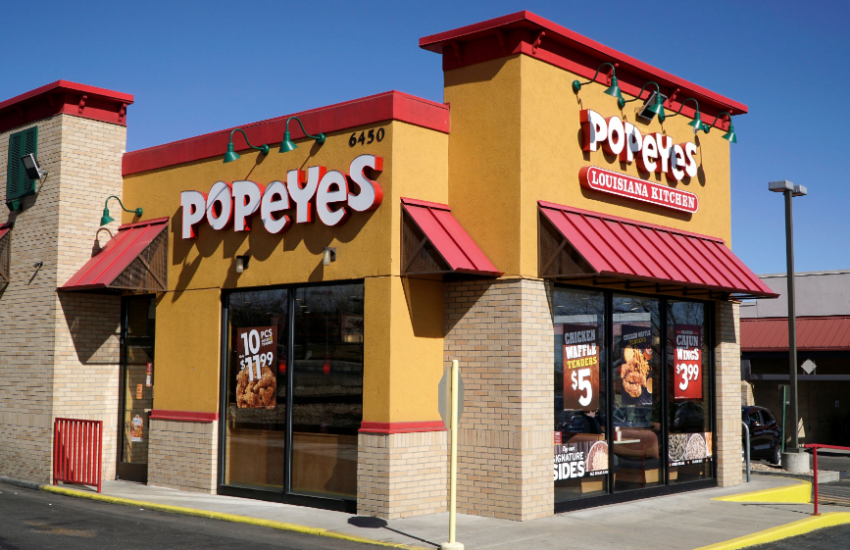 Popeyes Customer Feedback Survey