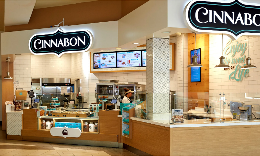 Cinnabon Customer Feedback Survey