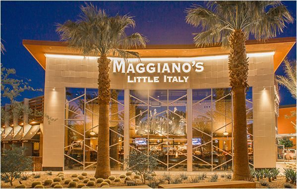 Maggiano's Guest Survey