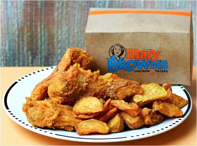 Mary Browns Guest Survey