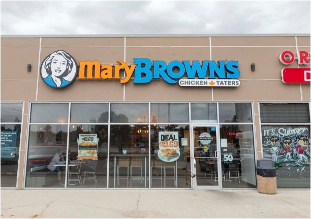 Mary Browns Survey