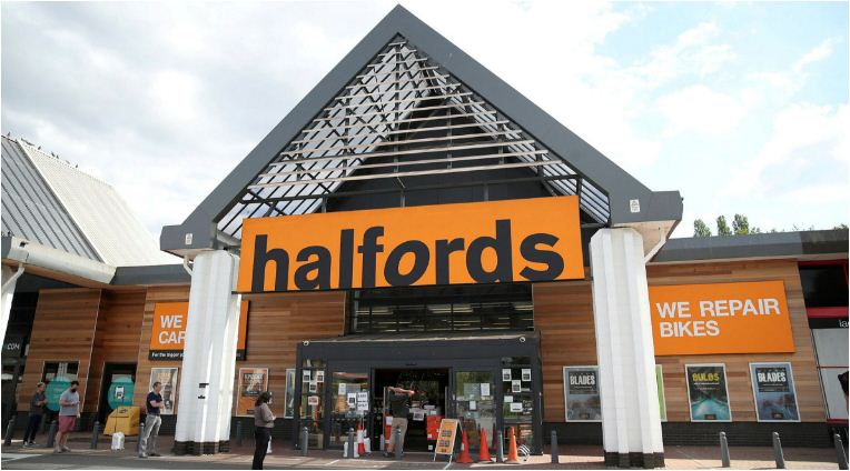 Tell Halfords